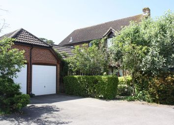 Thumbnail 4 bed detached house for sale in The Ridings, Waltham Chase, Southampton