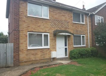 Thumbnail 3 bed semi-detached house to rent in Dover Avenue, Banbury