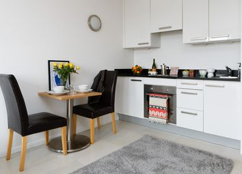 Thumbnail  Studio to rent in 60 Courland Grove, London