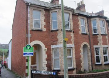 Thumbnail 3 bed property to rent in Temple Street, Sidmouth