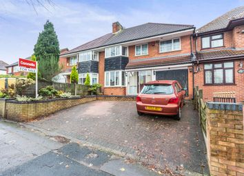 Thumbnail 4 bed semi-detached house for sale in Haunch Lane, Kings Heath, Birmingham