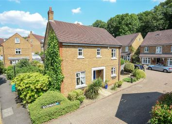 Thumbnail 3 bed detached house for sale in Heron Place, Harefield, Uxbridge