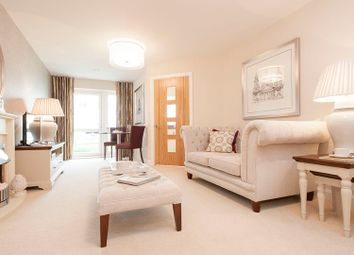 Thumbnail 2 bedroom flat for sale in The Moors, Thatcham