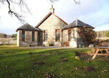 Thumbnail 2 bedroom semi-detached house for sale in Kingussie