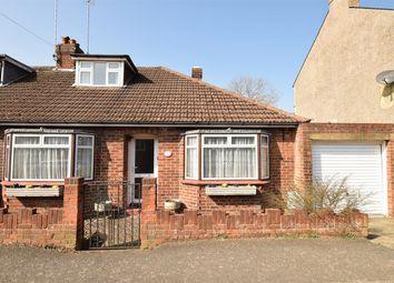 2 bed semi-detached bungalow for sale in Kingswood Road, Dunton Green, Sevenoaks, Kent TN13