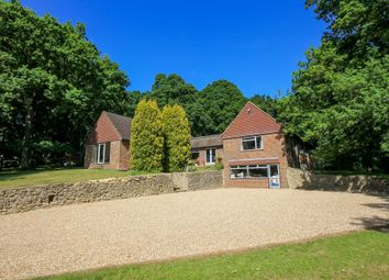 Thumbnail 4 bedroom detached house for sale in Luxfords Lane, East Grinstead