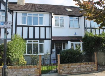 Thumbnail 3 bed terraced house to rent in Toynbee Road, London
