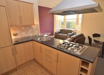 Thumbnail 1 bed flat to rent in Claremont Terrace, Ashbrooke, Sunderland, Tyne & Wear
