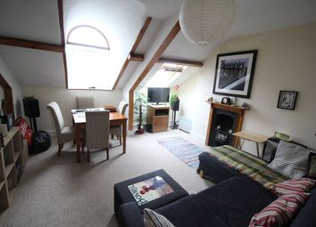 Thumbnail 1 bed flat to rent in Moor View Terrace, Mutley, Plymouth