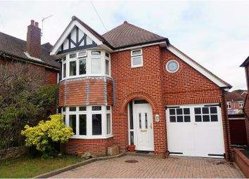 Thumbnail 3 bed detached house for sale in Downside Avenue, Southampton