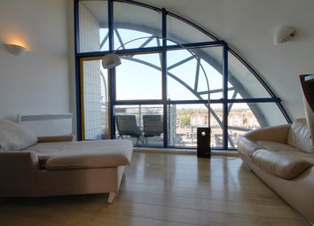 Thumbnail 3 bed flat to rent in Sweden Gate, London