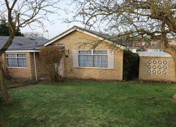 Thumbnail 3 bed bungalow for sale in Bek Close, Norwich, Norfolk