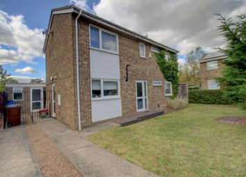 Thumbnail 3 bed detached house for sale in Knights Close, Corby