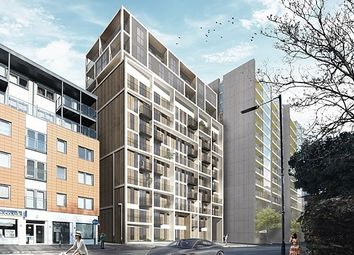 Thumbnail 1 bed flat for sale in Sutton Court Road, London