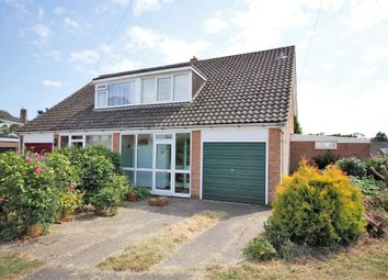 Thumbnail 3 bed semi-detached house for sale in Oaklands Way, Fareham