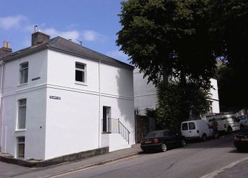 Thumbnail 1 bed flat for sale in Wellington Terrace, Falmouth