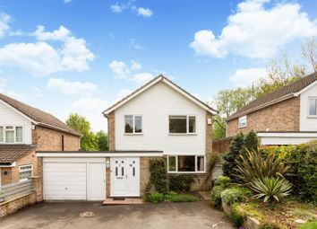 Thumbnail 3 bedroom detached house for sale in Loddon Bridge Road, Woodley, Reading
