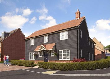 Thumbnail 4 bed detached house for sale in The Langdale Barnfield Road, St. Albans