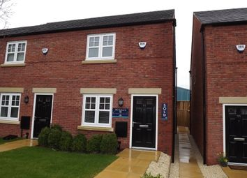 Thumbnail 2 bed property to rent in Harper Close, Winnington