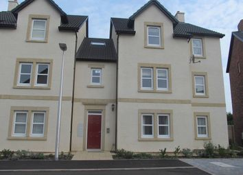 Thumbnail 2 bed flat to rent in Bishops Way, The Grange, Carlisle, Cumbria