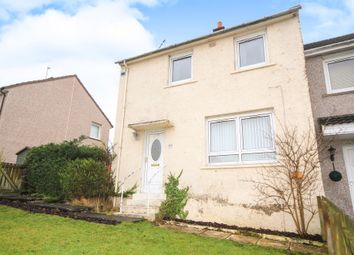 Thumbnail 2 bed end terrace house for sale in Carrick Road, Rutherglen, Glasgow