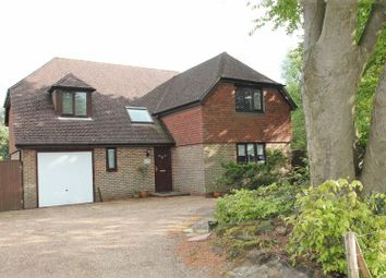 Thumbnail 4 bed detached house for sale in Petteridge Lane, Matfield, Tonbridge