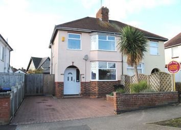 3 bed semi-detached house for sale in Central Avenue, Kingsthorpe, Northampton NN2