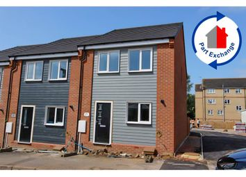 3 bed end terrace house for sale in Castle View, Brook Street East, Wellingborough NN8