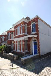 Thumbnail 6 bed town house for sale in Beechwood Avenue, Mutley, Plymouth