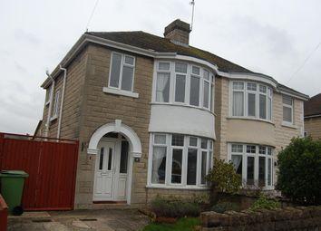 Thumbnail 3 bed semi-detached house to rent in Okus Road, Charlton Kings, Cheltenham