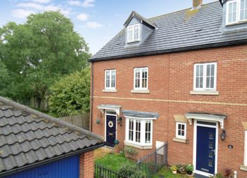 Thumbnail 4 bed end terrace house for sale in Banks Drive, Sandy