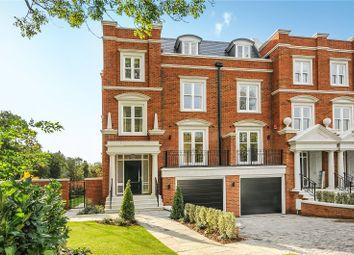 Thumbnail 5 bed end terrace house for sale in Long Walk Villas, 76A Kings Road, Windsor, Berkshire