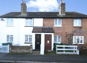 Thumbnail 2 bed terraced house for sale in Primrose Road, Hersham, Walton-On-Thames