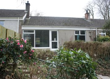 Thumbnail 2 bedroom terraced bungalow to rent in Upland Crescent, Truro