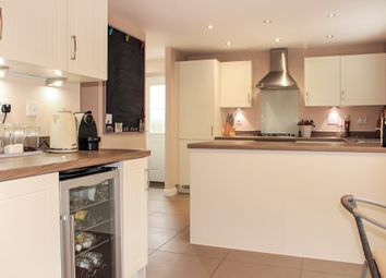 Thumbnail 4 bedroom detached house for sale in Osprey Drive, Corby