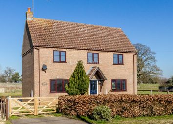 Thumbnail 4 bed detached house for sale in Westgate Street, Hilborough, Thetford
