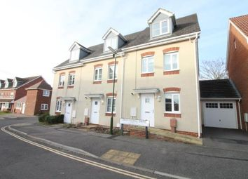 Thumbnail 4 bed end terrace house for sale in Graylingwell Drive, Chichester, West Sussex