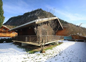 Thumbnail 3 bed chalet for sale in Montriond, Haute-Savoie, France