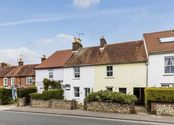 Thumbnail 2 bed terraced house for sale in Main Road, Southbourne, Emsworth