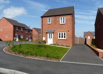 Thumbnail 3 bed detached house for sale in Muscott Close, Flore