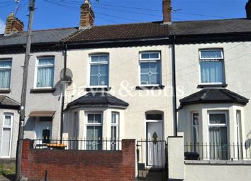 Thumbnail 2 bedroom terraced house for sale in Archibald Street, Newport, Gwent.
