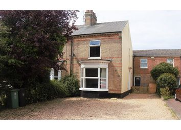Thumbnail 3 bed semi-detached house for sale in North Road, Bourne