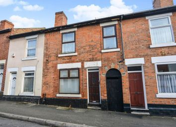Thumbnail 3 bed terraced house for sale in Darby Street, Derby