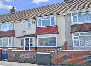 Thumbnail 2 bed terraced house for sale in Geoffrey Crescent, Fareham, Hampshire
