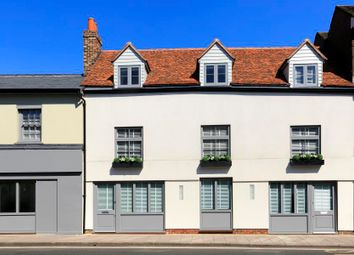Thumbnail 5 bed terraced house to rent in High Street, Hampton Wick
