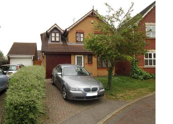 Thumbnail 3 bedroom property to rent in Limlow Close, Northampton