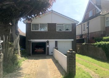 Thumbnail 2 bed flat to rent in Belgrave Road, Seaford