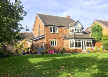Thumbnail 4 bed detached house for sale in Neasham Court, Stokesley