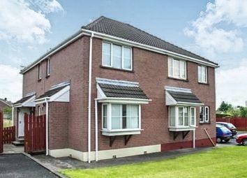 Thumbnail 1 bedroom end terrace house to rent in Killowen Grange, Lisburn