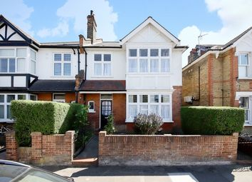 Thumbnail 4 bed semi-detached house for sale in Heather Road, London